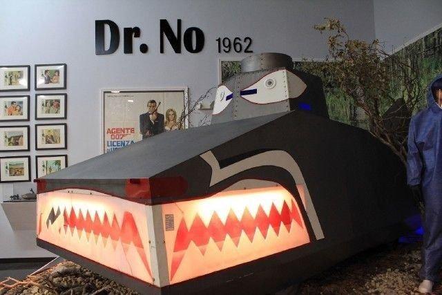 Dragon tank dr no