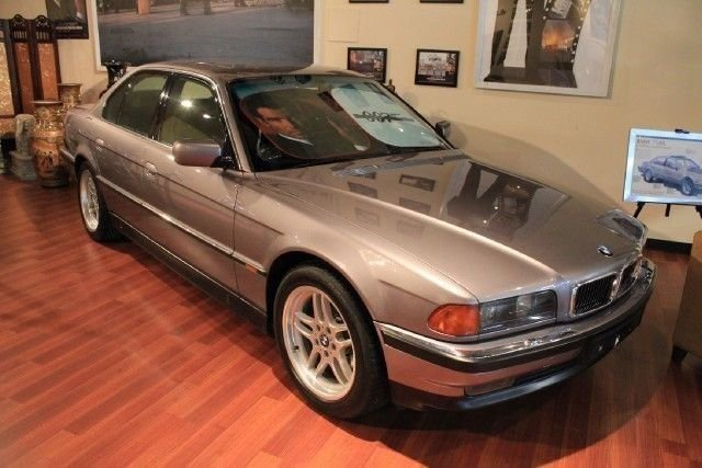 1995 BMW 750i For Sale