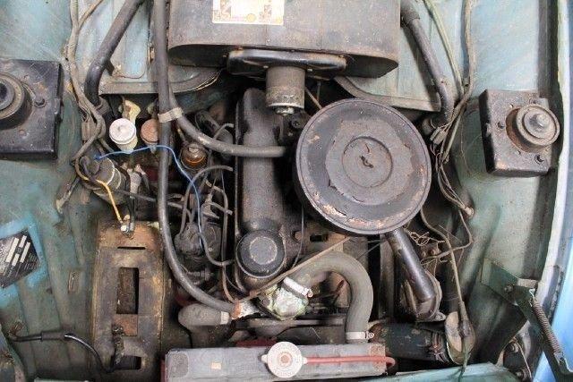1962 Ford Anglia