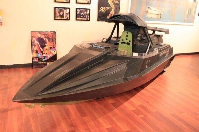 PROP Q's Boat