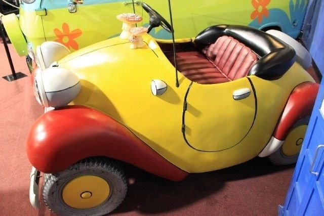 NONE LISTED NODDY CAR CHILDRENS RIDE
