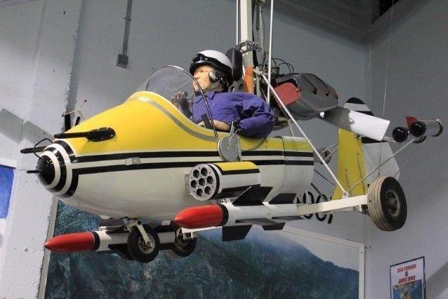 Little nellie autogyro