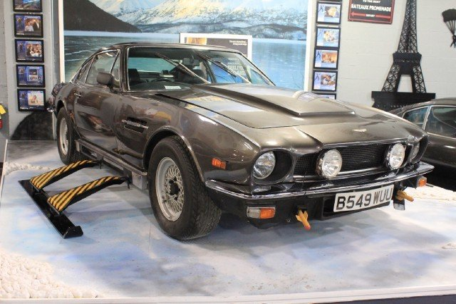 1976 Aston Martin V8 For Sale
