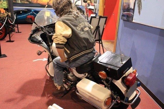 1987 Kawasaki 1000 (POLICE)