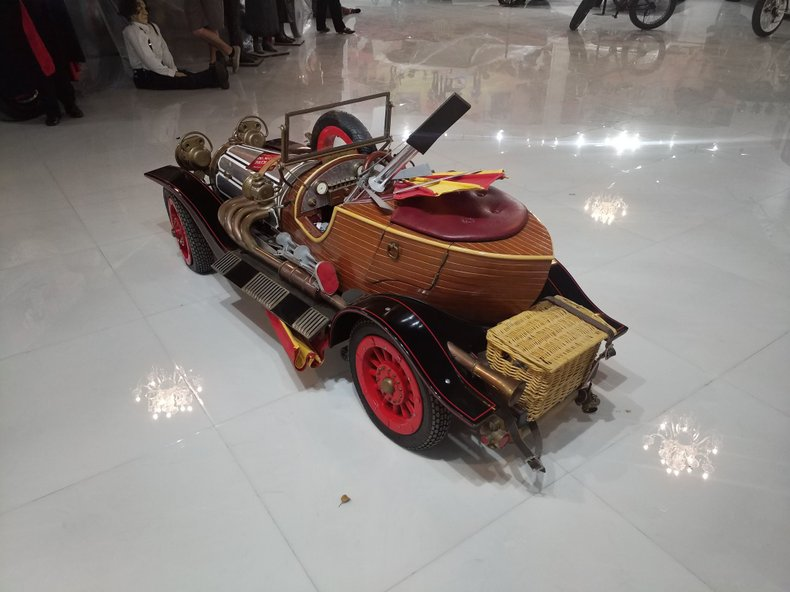 NONE LISTED CHITTY CHITTY BB PROP CAR