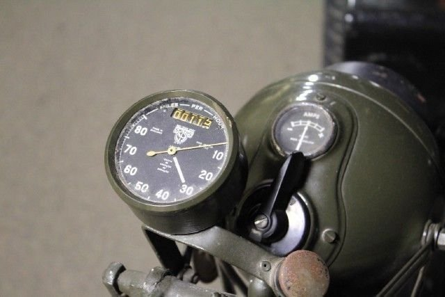 1983 ROYAL ENFIELD MILITARY MC