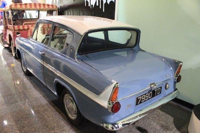 1965 Ford Anglia