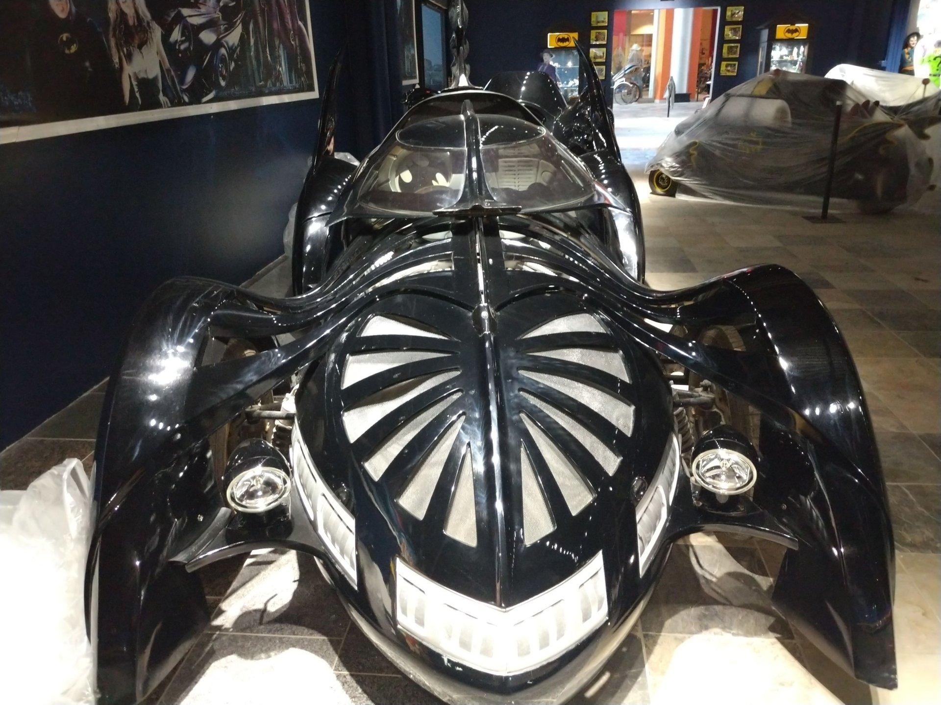 None listed batmobile replica