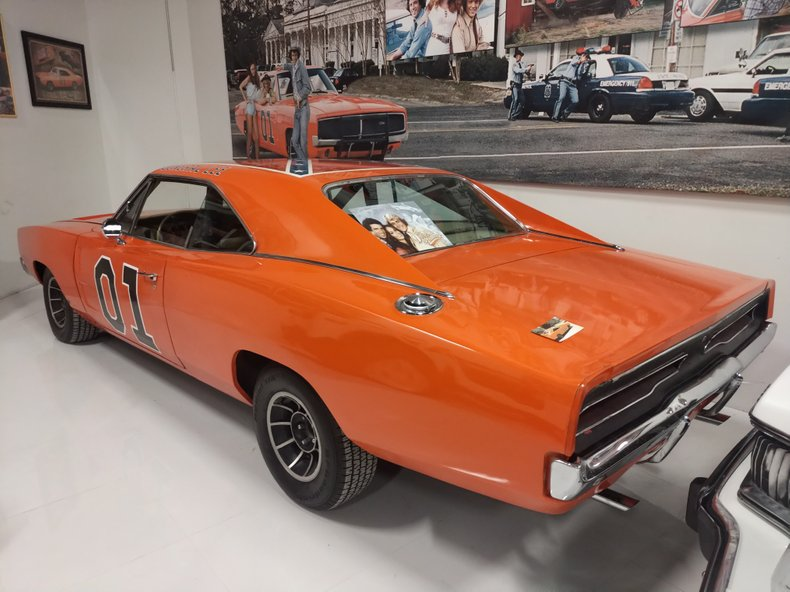 1968 Dodge Charger