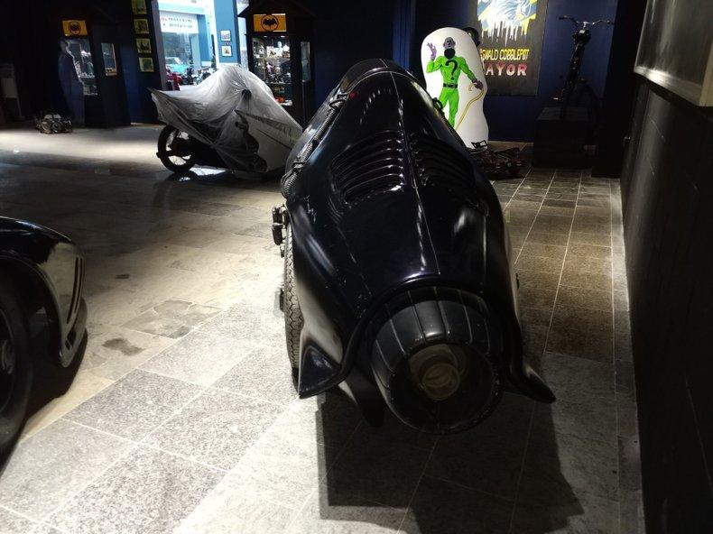 1992 BATMOBILE BATMISSILE SHOW CAR/ REPLICA