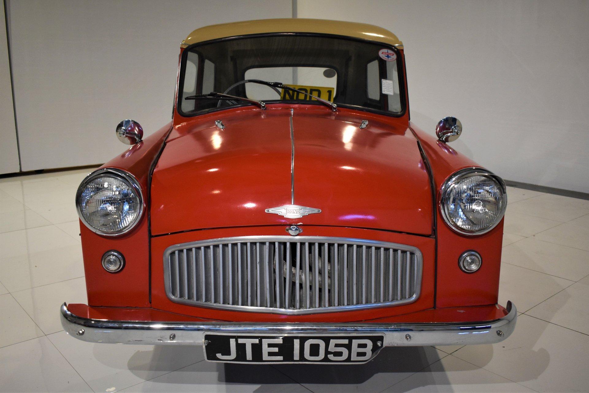 1964 bond manufacturer not james bond estate car
