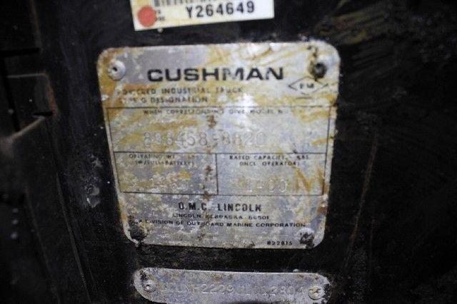 1987 Cushman HAULSTER