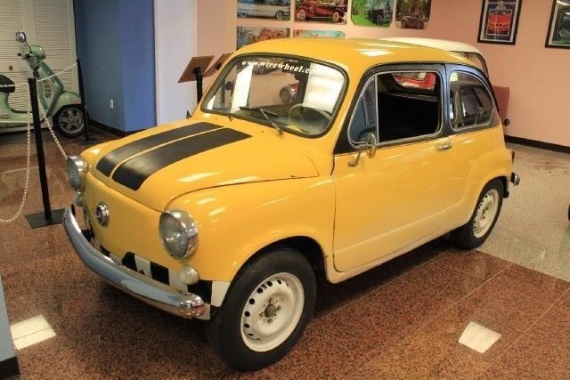 1967 Fiat 600D For Sale