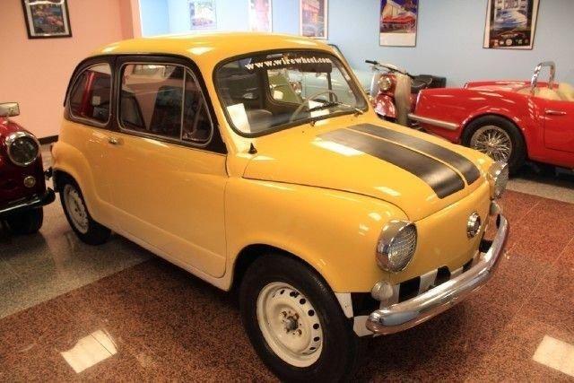 1967 Fiat 600D