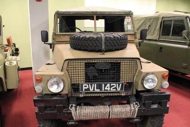 1980 Land Rover 4x4