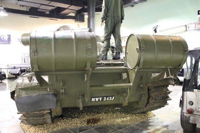 1971 RUSSIAN MILITARY T55 BATTLE TANK