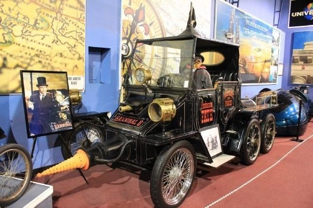 NONE LISTED Ford (Replica) Model A