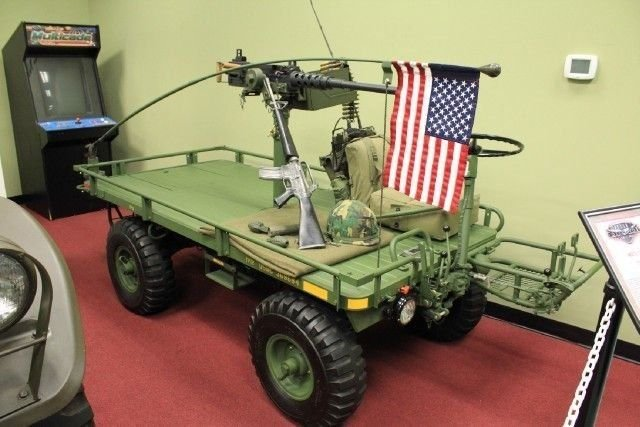 1967 us military m 274 a5