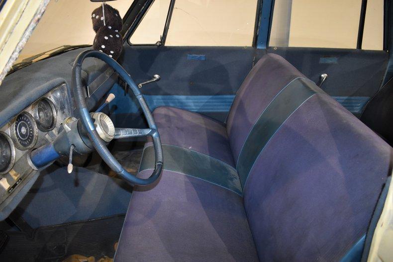 1963 Studebaker LARK VANITY SEDAN