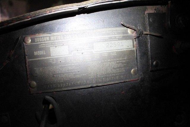 1928 Hudson Super Six