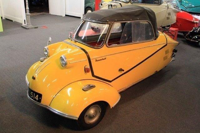 1962 messerschmitt microcar