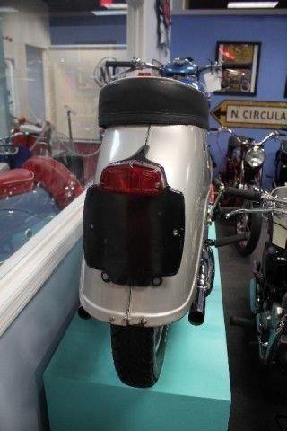 1960 Triumph 500SV TWIN