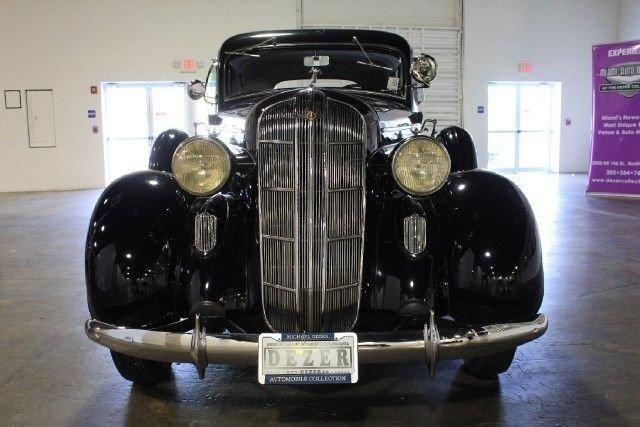 1936 Dodge Touring