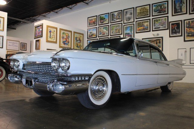 1959 Cadillac DeVille For Sale