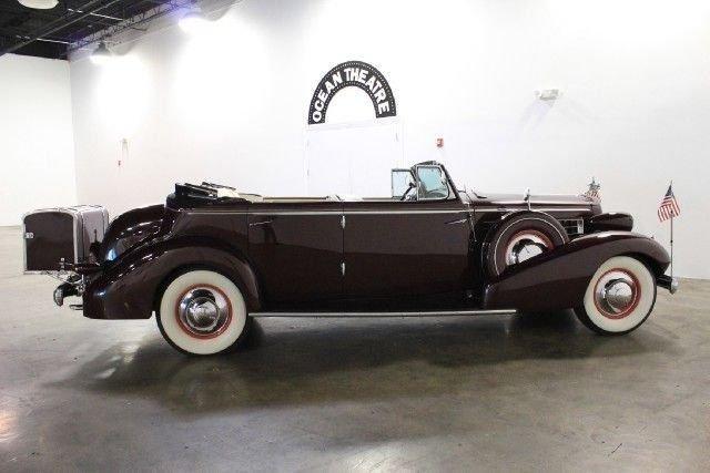 1935 Cadillac SERIES 370D