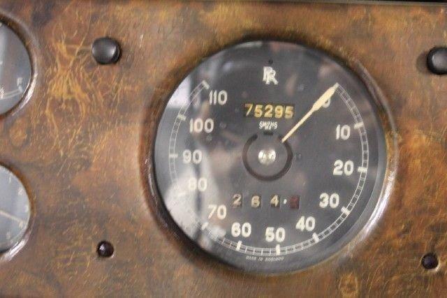 1953 ROLLS ROYCE SILVER DAWN