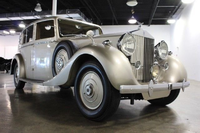 1938 ROLLS ROYCE Touring