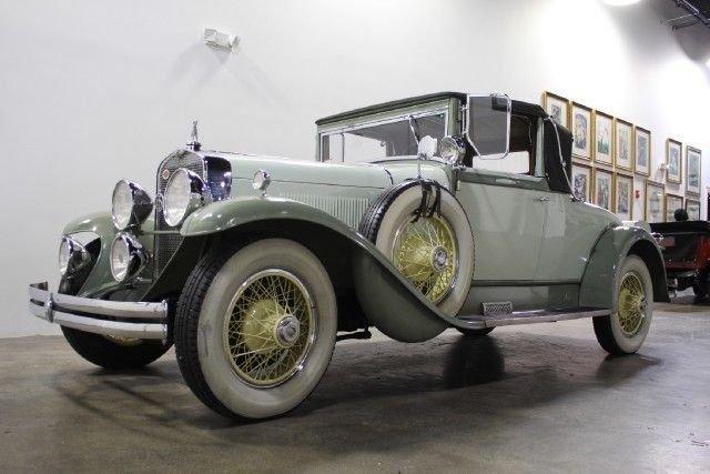 1929 Cadillac Lasalle