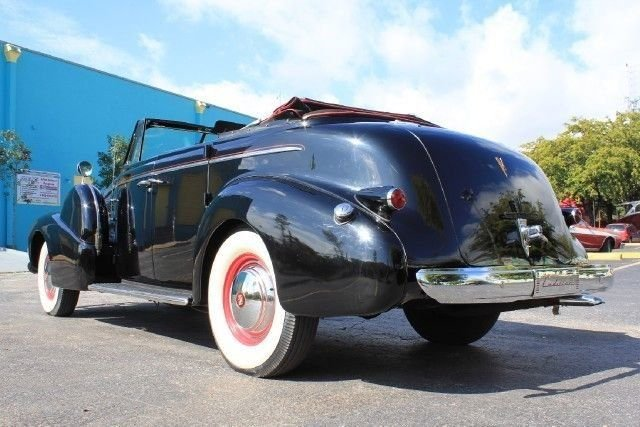 1939 Cadillac SERIES CONV COUPE