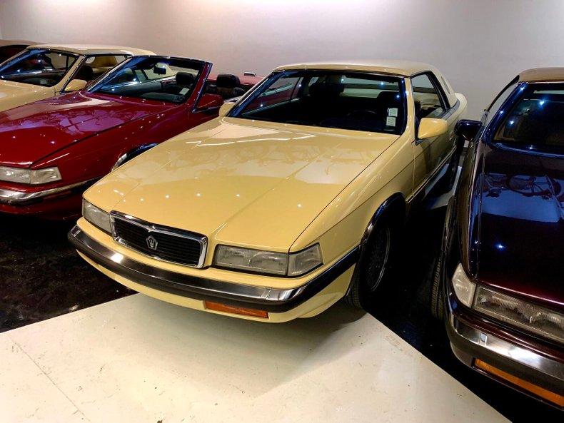 1990 Maserati Chrysler TC For Sale