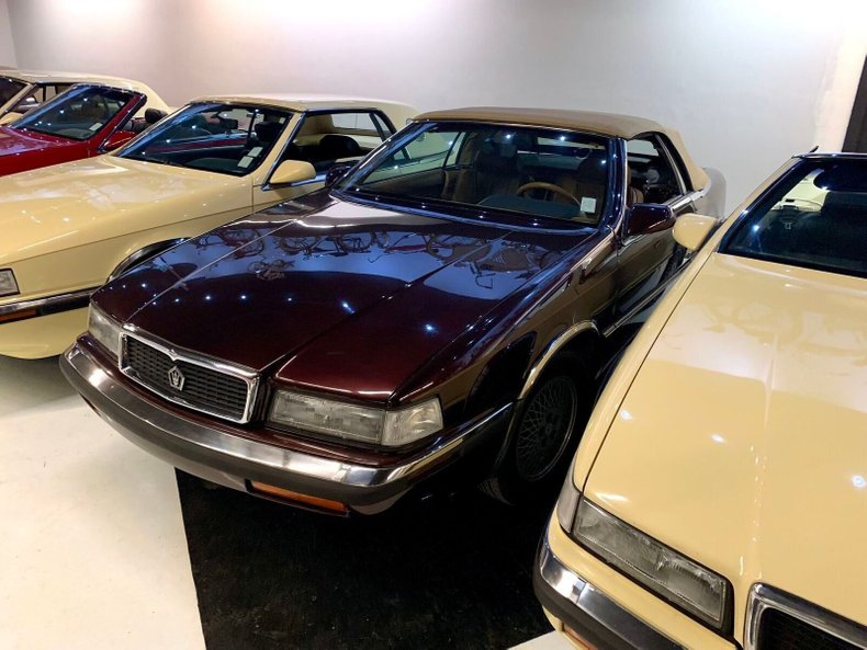 1989 Chrysler LEBARON MASERATI For Sale