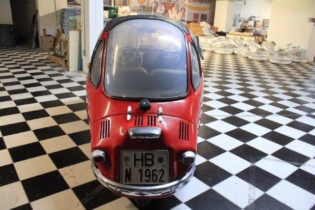 1962 Heinkel Trojan LTD 605