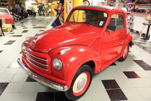 1951 Fiat TOPOLINO 500C For Sale