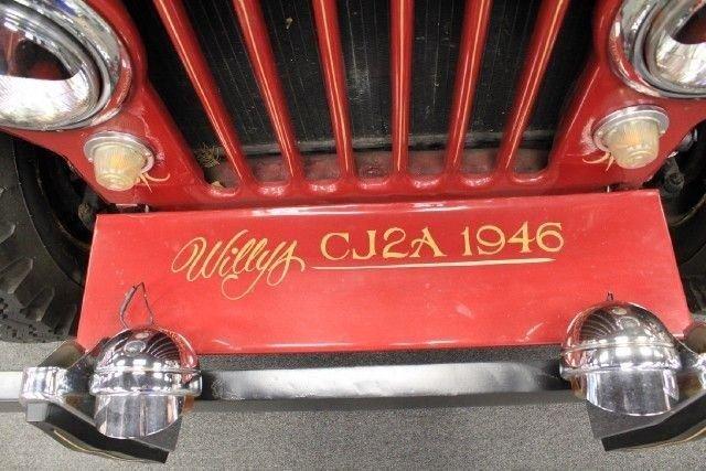 1946 Jeep WRANGLER WILLYS