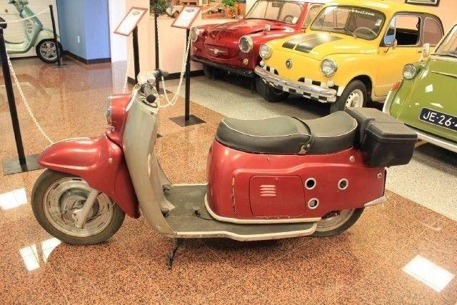 1961 MAICO Maicoletta
