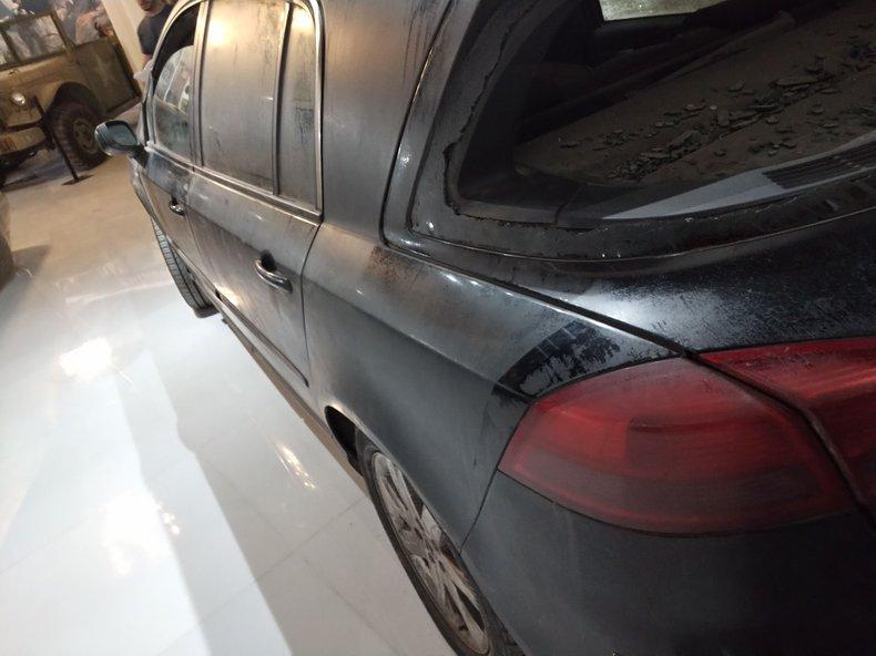 2012 Renault VELSATIS