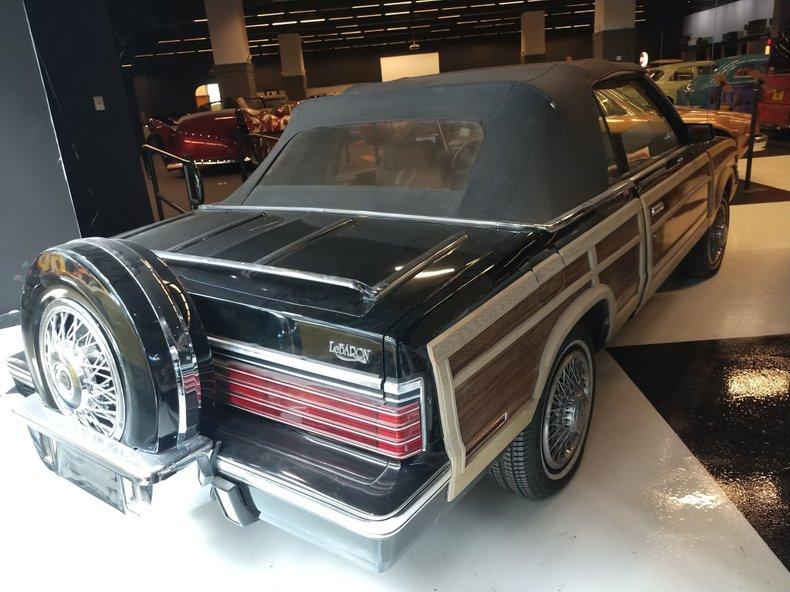 1985 Chrysler Labaron Woody