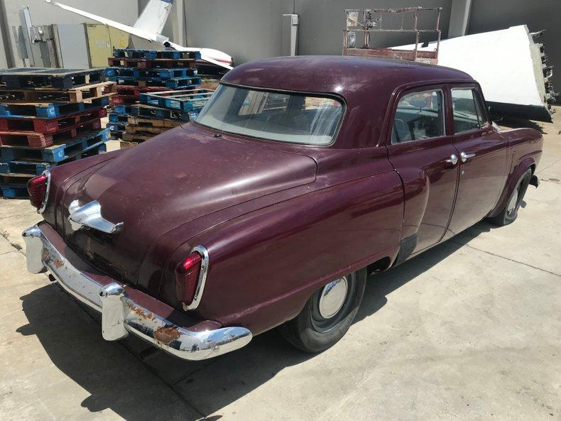 1951 Studebaker Shampion