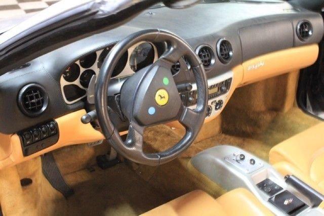 2001 Ferrari 360 F1 SPIDER