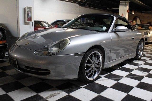 2001 Porsche CARERRA