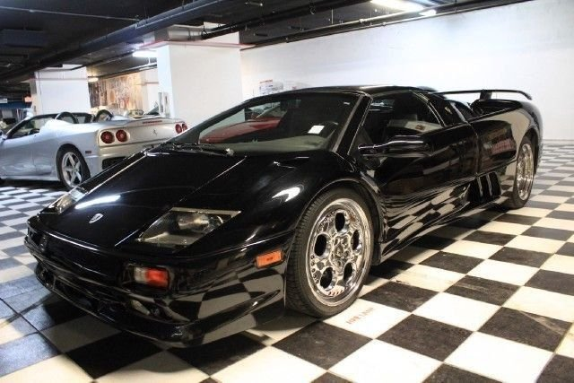 1999 Lamborghini DIABLO ROASTER For Sale