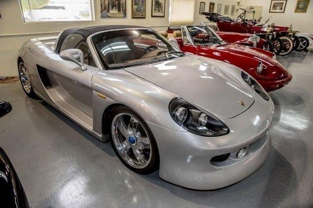 1999 Porsche CARERRA GT