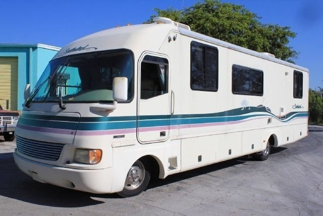 1995 chevrolet trailer