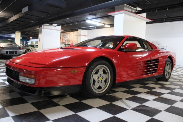 1991 Ferrari Testarosa For Sale