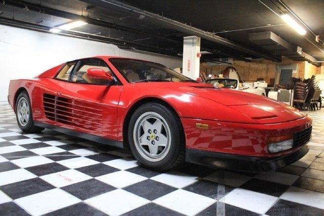 1991 Ferrari Testarosa