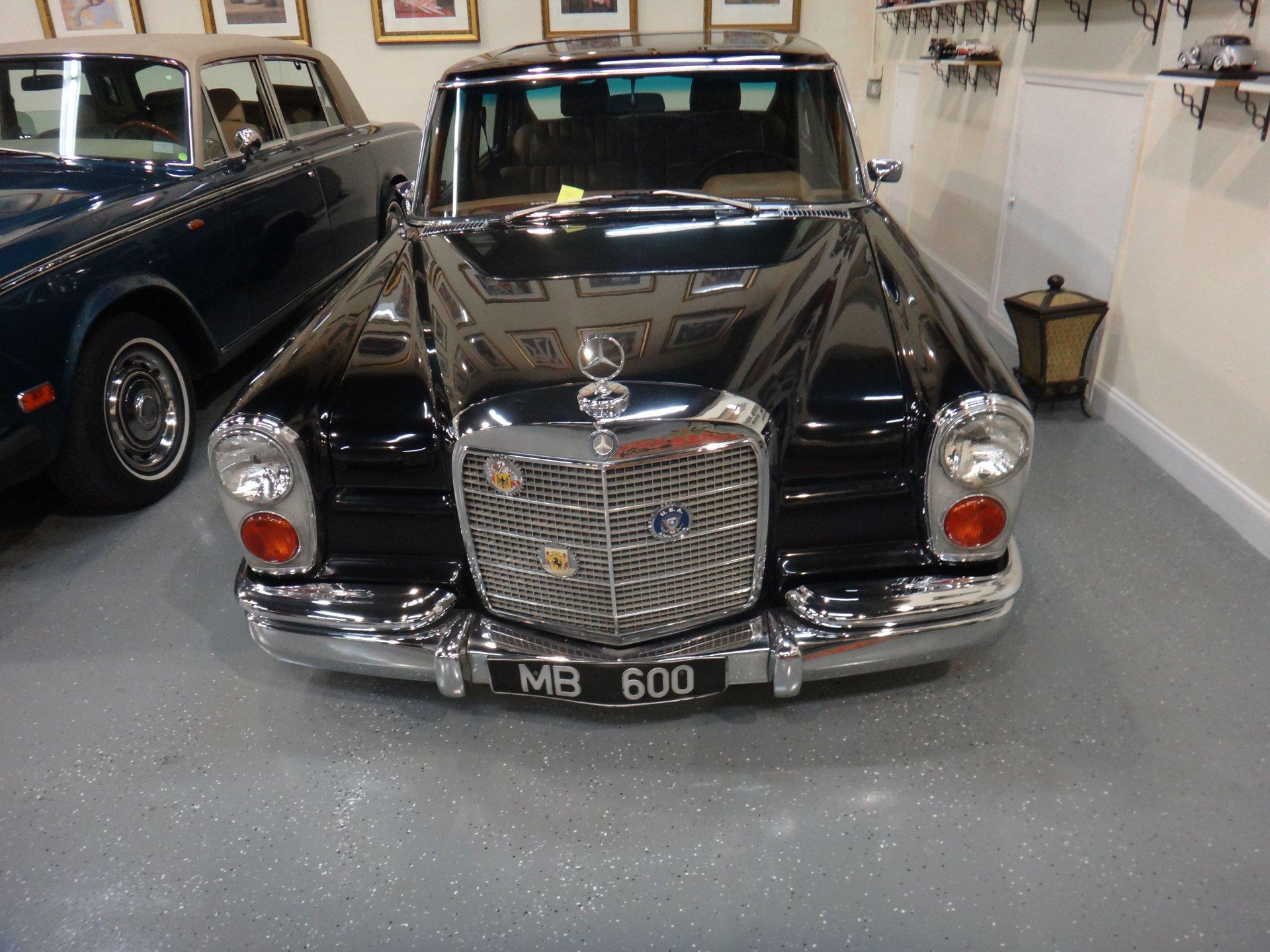 1971 mercedes 600